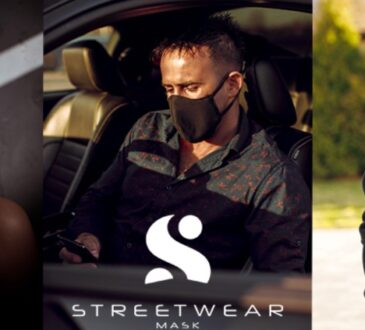 Een beschermend mondkapje als fashiontrend