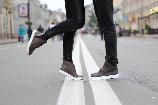 waarom leren schoenen