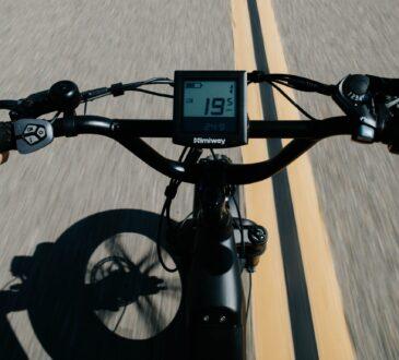 Het voordeel van een elektrische fiets